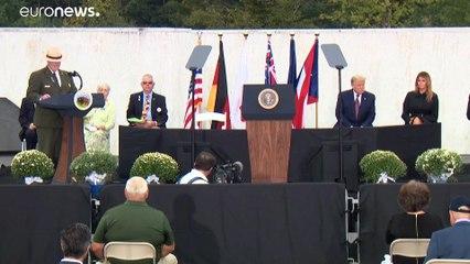 L'11 settembre di Trump e Biden: primo incrocio in attesa dei faccia a faccia elettorali