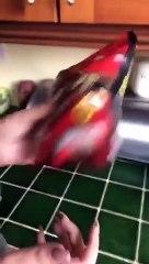 Ce Paquet de chips est une belle arnaque