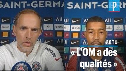 """PSG-OM : """"Le Classico aurait du être programmé en octobre ou en novembre"""" selon Thomas Tuchel"""