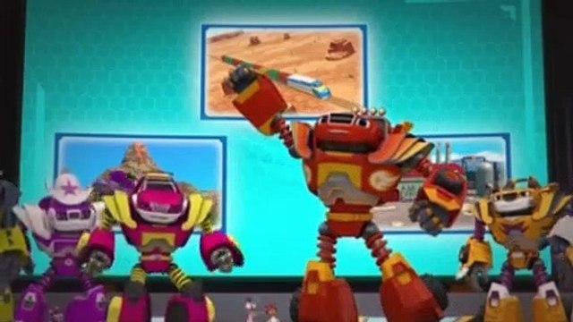 Blaze And The Monster Machines Season 4 Episode 5 Robots To The Rescue