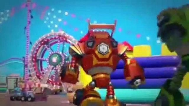 Blaze And The Monster Machines Season 4 Episode 8 Meatball Mayhem