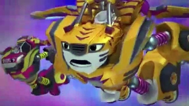Blaze And The Monster Machines Season 4 Episode 9 Robots In Space