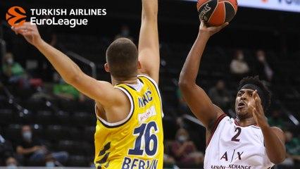 ALBA-Milan MVP: Zach Leday, Milan