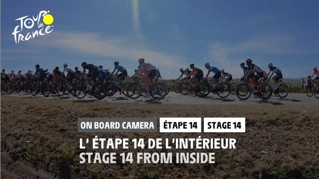 #TDF2020 - Étape 14 / Stage 14 - Daily Onboard Camera
