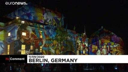 شبهای روشن برلین؛ جشنواره نور در ۸۶ نقطه شهر