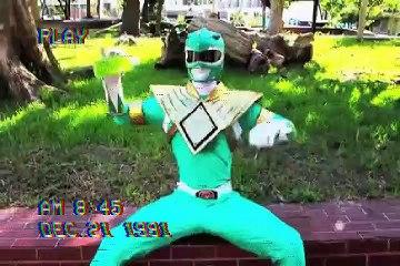 MVGEN: Mr. Mfn Exquire  :  Green Ranger