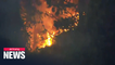 At least 28 killed, dozens missing in fires on U.S. west coast