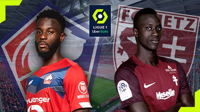 Lille - Metz : les compositions probables