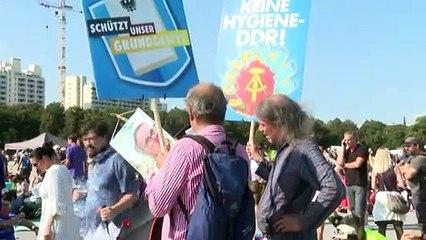 Tausende demonstrieren in München gegen Corona-Politik
