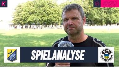 Die Spielanalyse | SV Panitzsch/Borsdorf - FSV Budissa Bautzen (2. Runde, Sachsenpokal)