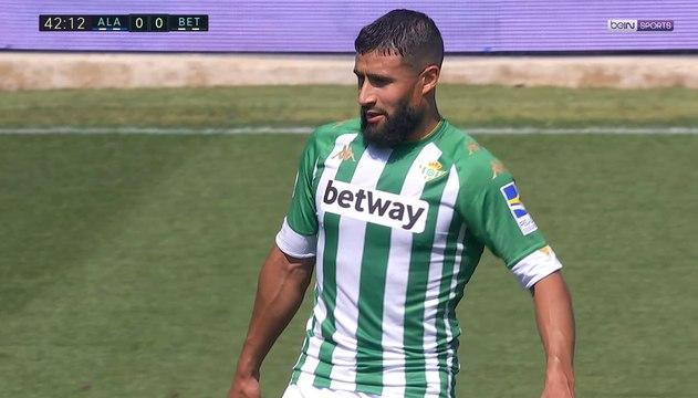 La Liga - Quel finish du Real Betis de Fekir !