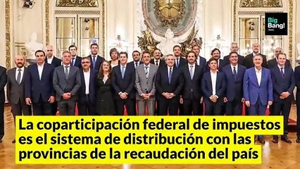 Tomala vos, dámela a mí: la historia de la puja por la coparticipación en la Argentina