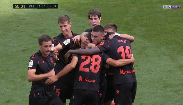 La Liga - La Real Sociedad s'en sort grâce à une boulette !