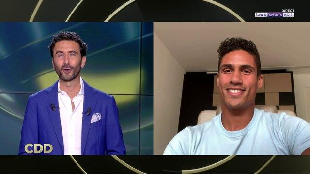 "Exclu beIN SPORTS - Raphaël Varane : ""Un leader à ma façon"""