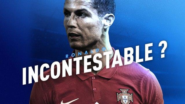 Indétrônable Cristiano Ronaldo ?