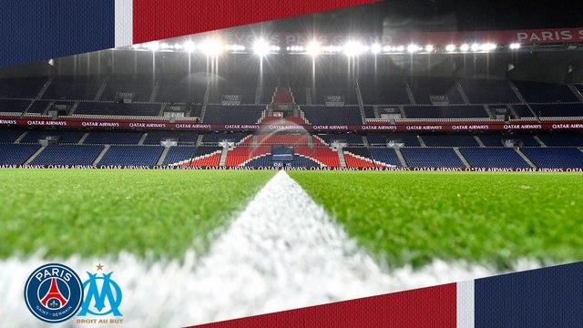 Replay : Paris Saint-Germain v Olympique de Marseille, l'avant match avec Bernard Lama