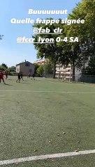 Coupe de France - 2ème tour : But de Fabien Collier