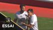 TOP 14 - Essai de Dillyn LEYDS (SR) - Toulouse - La Rochelle - J2 - Saison 2020/2021