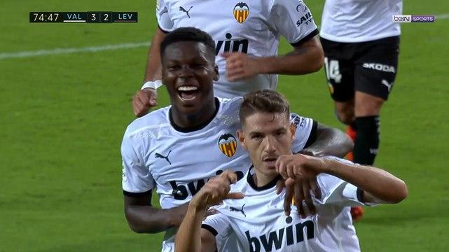 La Liga - Un Valence renversant dans le derby !