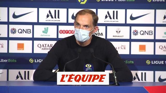 Tuchel : «On a contrôlé ce match» - Foot - L1 - PSG