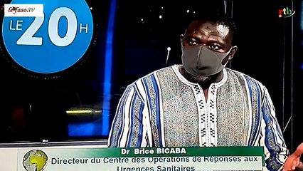 COVID-19 au Burkina : Le virus s'invite à la formation des énarques à Bobo-Dioulasso