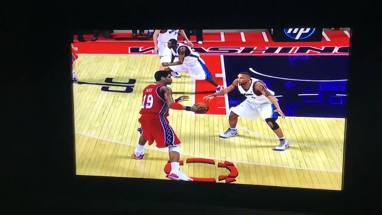 Icey Ike NBA 2k12 New Jersey Nets Basketball Highlights