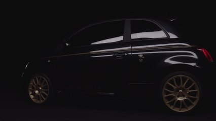 Der exklusive Abarth 595 Scorpioneoro Highlights