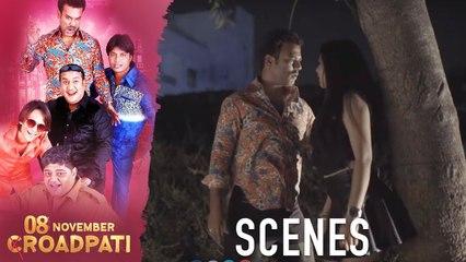 08 November Croadpati Movie Scenes | Aziz Naser Love Scene | Silly Monks Deccan | Silly Monks