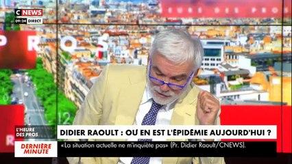Mort de Bernard Debré : Pascal Praud rend hommage à l'homme politique sur CNews
