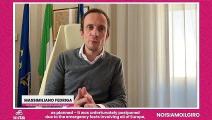 Noi siamo il Giro | Massimilano Fedriga