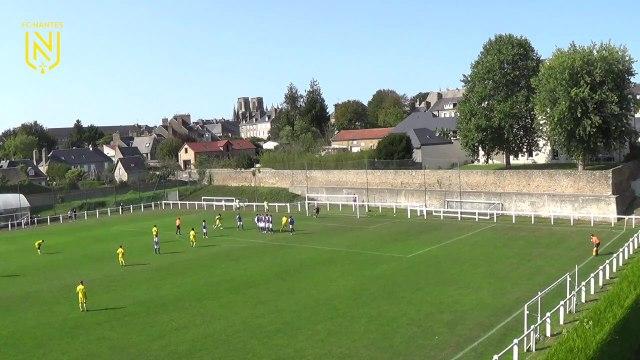 U19. Les buts de USM Avranches - FC Nantes (2-2)