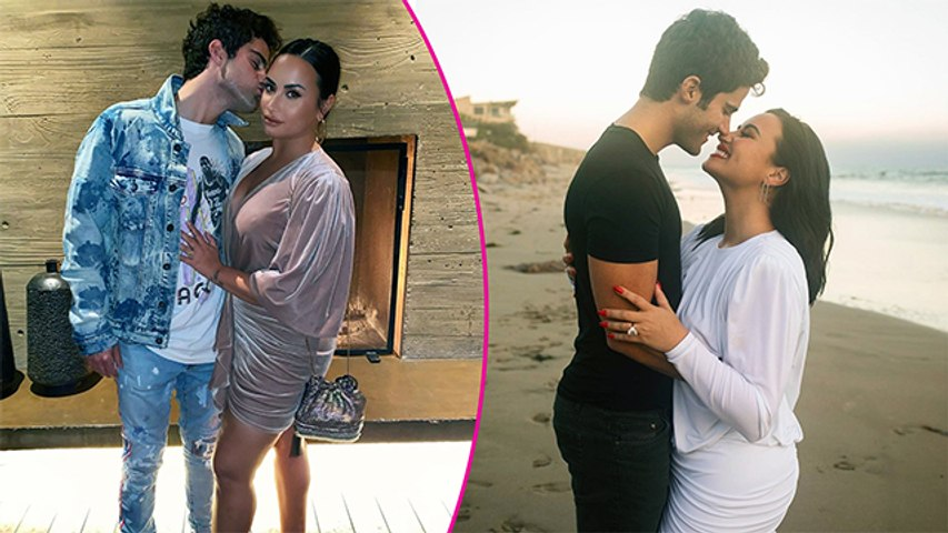 Demi Lovato Candidly Speaks About Her Torrid Love Affair With Max Ehrich