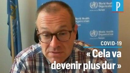 Covid-19 : l'OMS prédit «une hausse de de la mortalité» dès octobre en Europe