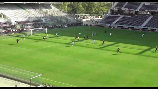 N2 : Belfort - Metz, le résumé vidéo