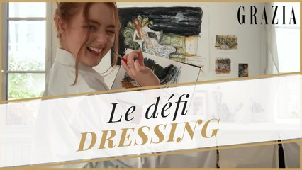 La chemise blanche en 6 looks tendances : Rachelle Cunningham relève le défi dressing Grazia (vidéo)