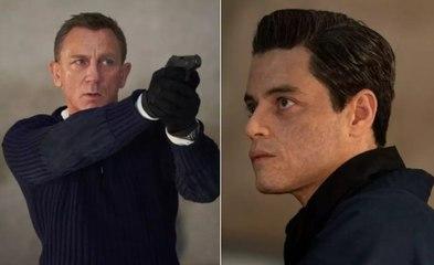 James Bond NO TIME TO DIE Film - Vi presentiamo Safin (Rami Malek)