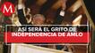El Grito de Independencia, sin gente en el Zócalo ni cena y con vivas a personal médico