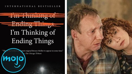 Top 10 Differences Between Im Thinking of Ending Things Book vs Movie