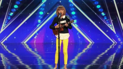 I Don't Know My Name - America's Got Talent