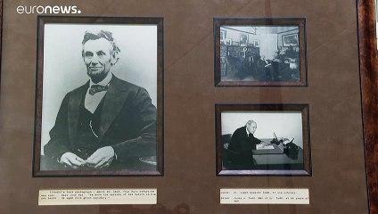 خصلة من شعر أبراهام لينكولن تُباع بأكثر من 81 ألف دولار
