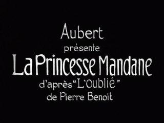 """""""La Princesse Mandane"""" - Extrait"""