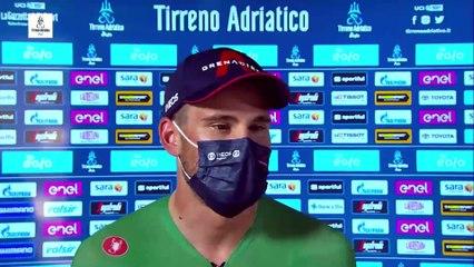 Tirreno-Adriatico EOLO 2020 | Stage 8 Post-race interviews