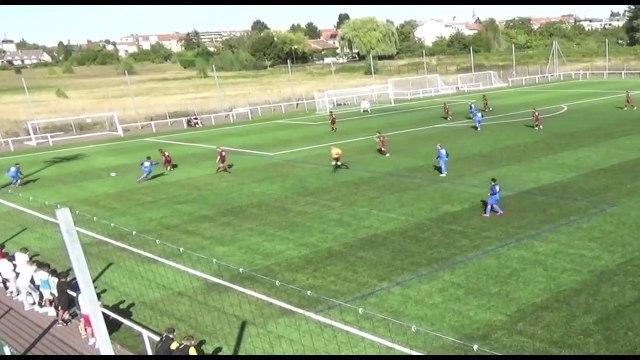 U19 : Metz - Bourg-en-Bresse, le résumé vidéo