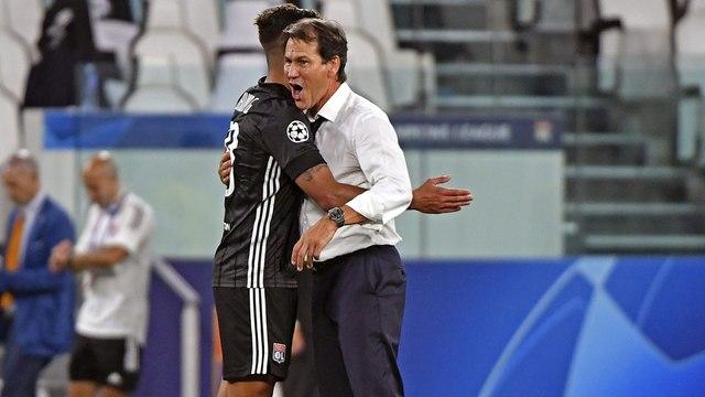 Rudi Garcia juge la première d'Alessandro Florenzi au PSG
