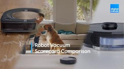 Robot Vacuum Scorecard - Digital Trends Live 9.14.20