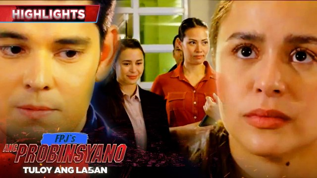 Lito insists on driving Alyana and Bubbles home | FPJ's Ang Probinsyano