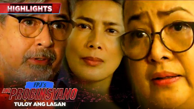 Virgie is uncomfortable with Teddy and Diana's plans | FPJ's Ang Probinsyano