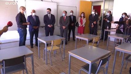António Costa faz apelo aos alunos no início do ano letivo