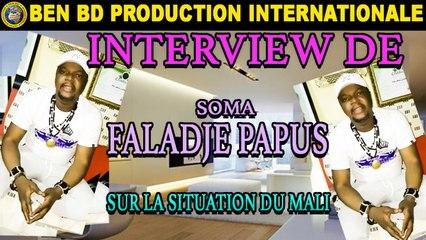 Interview de Soma Faladje Papus sur la Situation du Mali