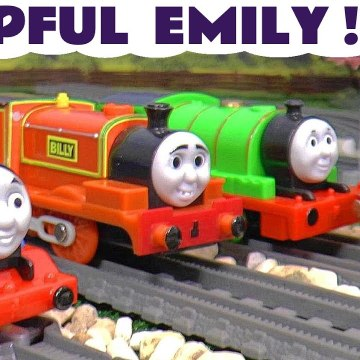 Helpful Emily from Thomas the Tank Engine with the Funny Funlings in this Family Friendly Full Episode English Trackmaster Toy Trains Toy Story from Kid Friendly Family Channel Toy Trains 4U